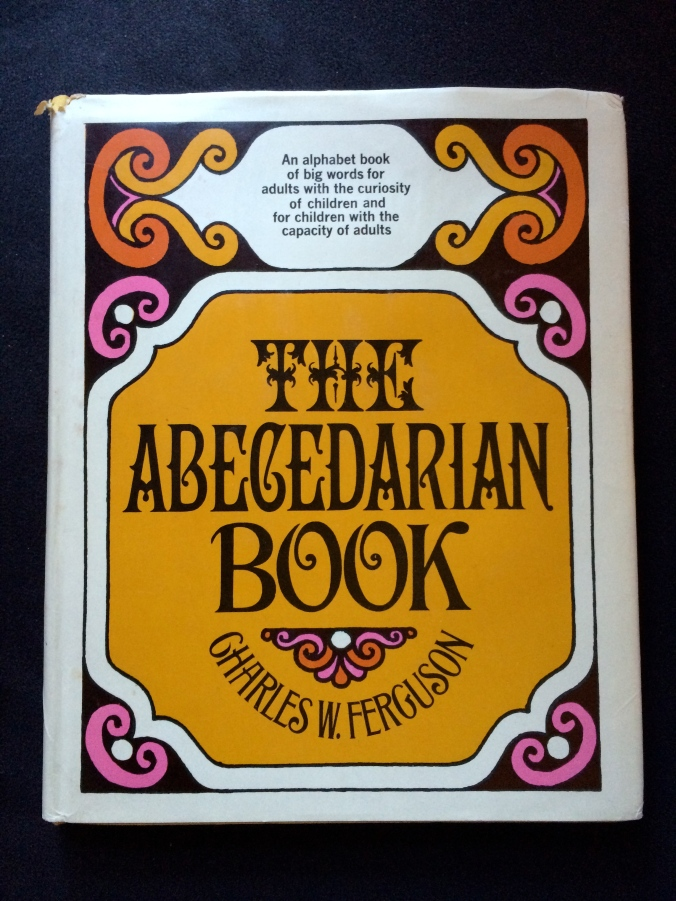 The Abecedarian Book Cover