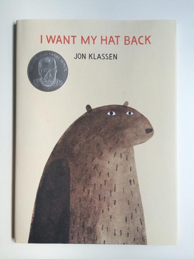 I Want My Hat Back - Cover