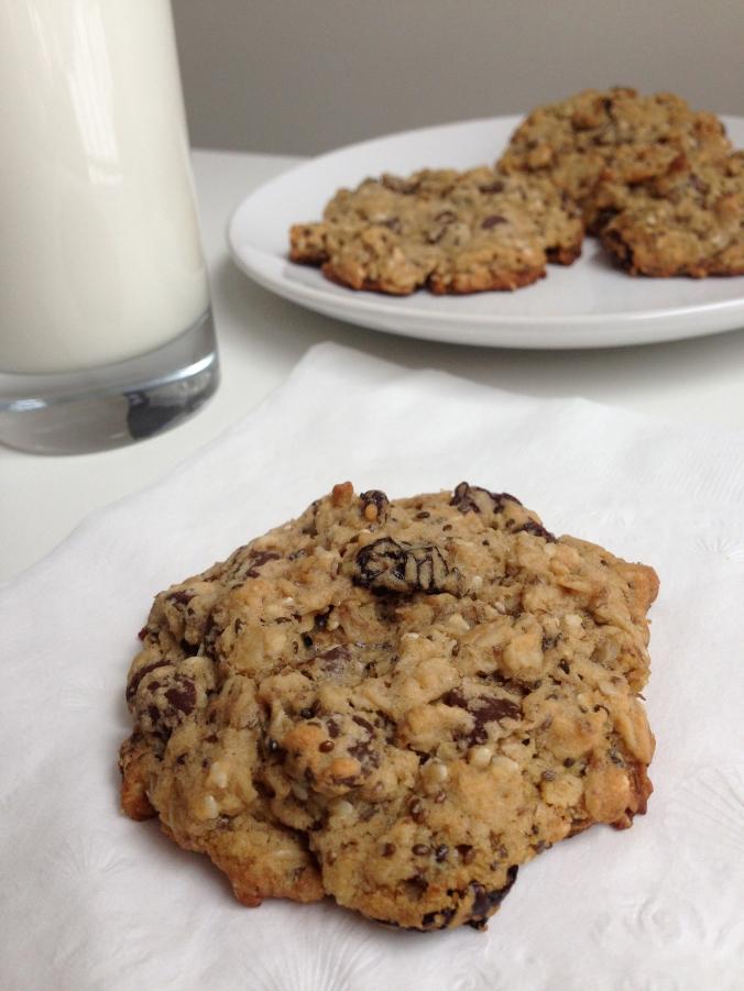 ultimate lactation cookie