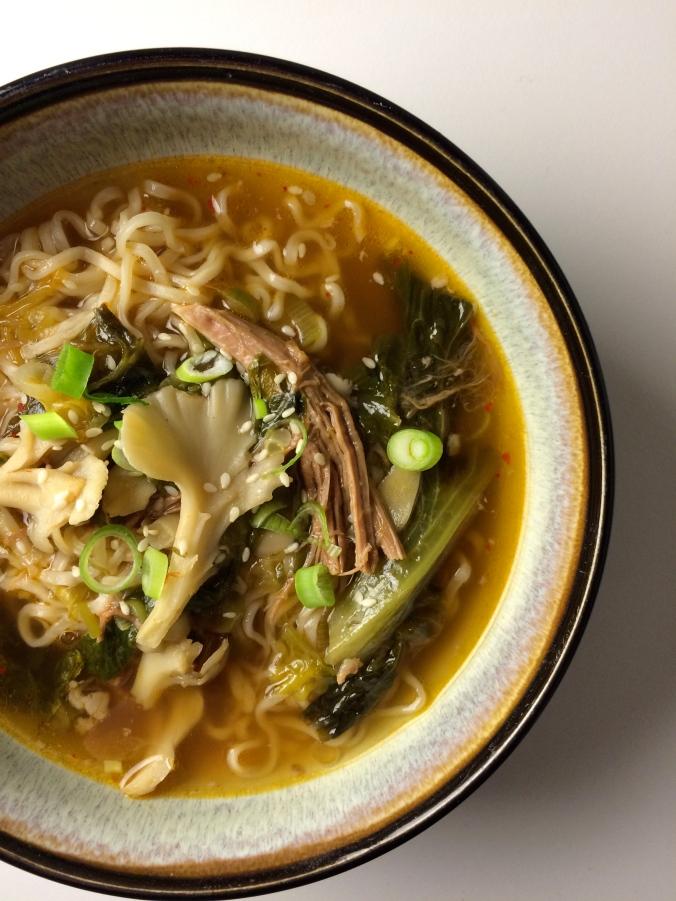 BoSsam Soup